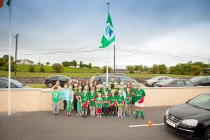Glencorrib NSGreen Flag 20150029
