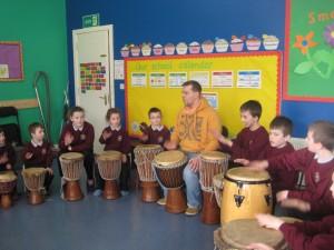 Drumming 3