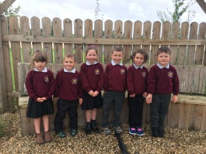 Junior Infants 2019 2020